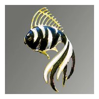 Fancy Fish Pin