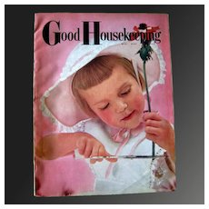 Good Housekeeping Magazine May 1957