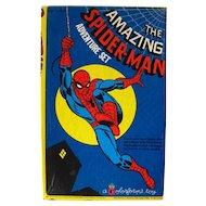 The Amazing Spider Man Colorforms Adventure Set / Colorforms Toy / Vintage Colorforms / Action Hero / Spiderman Adventure