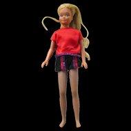 Sun Gold Malibu Skipper 1980s Barbie Doll - Mattel Barbie Doll - Vintage Barbie