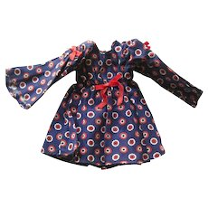 Crissy Doll Shirt Fits Any 18 Inch Doll Including American Girl Doll - MOD Vintage Doll Tunic - Doll Collector Crissy Doll