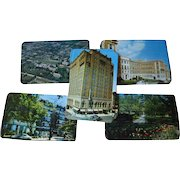 Allentown Pennsylvania Postcard Destash Lot / Photographic Postcards / Vintage Postcards / Vintage Ephemera / Scrapbooking Postcards