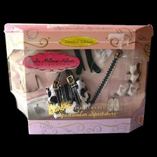 Millicent Roberts Spectacular Spectator Barbie Accessories - Brbie Doll Clothes - Collectible Barbie