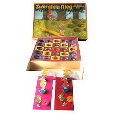 German Flying Elf Game Brückner Spiele Edition - Collectible Board Games - Collectible Game