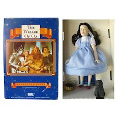 IDEAL Character Doll Dorothy From The Wizard Of Oz In Original Box