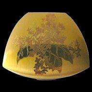 Elgin American Engraved Compact - Vintage Vanity Powder Compact -