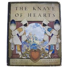 The Knave Of Hearts, Maxfield Parrish, First Edition, October, 1925