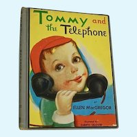 Tommy and the Telephone, First Edition, 1947