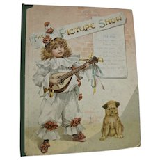 The Picture Show, A Victorian Pop-up book