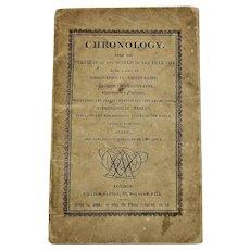 Cronology, 1824