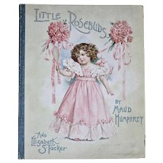 Little Rosebuds, Maud Humphrey, 1898