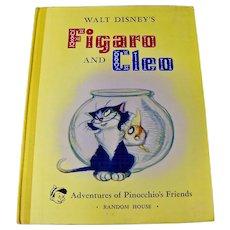 Walt Disney's Figaro and Cleo