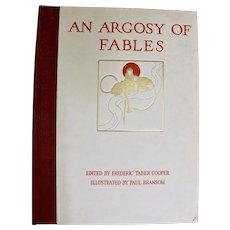 An Argosy of Fables, Limited Ed. signed by illustrator, 1921