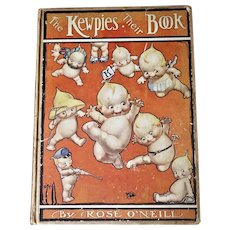The Kewpies Their Book, Rose O'Neill, First Edition