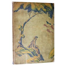 The Bridges of San Luis Rey.  Limited Ed., 1929