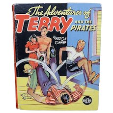 The Adventures of Terry and the Pirates; Big Big Book: 1938