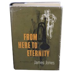 From Here to Eternity; First Edition; Signed by Author