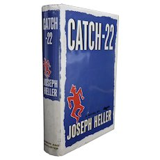 Catch-22/First Edition, First Printing