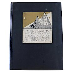 Tales of Mystery and Imagination/Brentano's Publ. co./ca: 1926