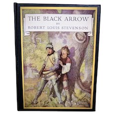 The Black Arrow, A Tale of Two Roses