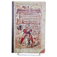 Rummical Rhymes ABC Book/ c: 1860