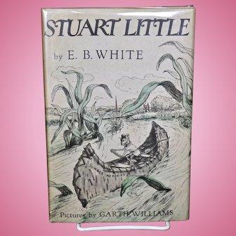Stuart Little, first edition