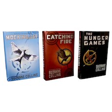 The Hunger Games/Catching Fire/Mocking Jay trilogy