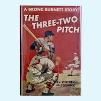 The Three-Two Pitch boy's series book, 1948
