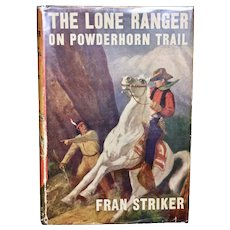 The Lone Ranger on Powderhorn Trail