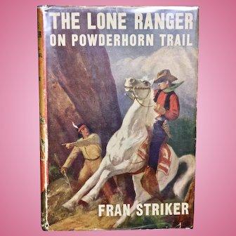 The Lone Ranger on Powderhorn Trail
