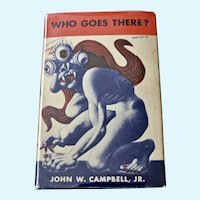 Who Goes There, First Edition, Horror