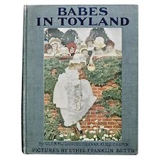 Babes in Toyland, 1904 edition
