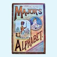 Majors Alphabet