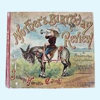 Mother's Birthday Review, Juliana Horatia Ewing, 1885