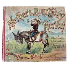 Mother's Birthday Review, Juliana Horatia Ewing, 1885