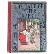 The Tale of Peter Rabbit, 1904 Altemus edition