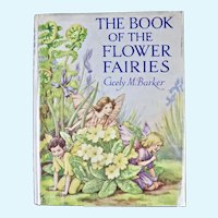 The Book of the Flower Fairies, Cicely M. Barker, 1940's War Time edition