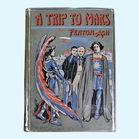A Trip To Mars, first edition, 1909