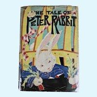 The Tale of Peter Rabbit book, Saalfield