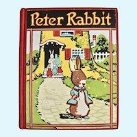 The Tale of Peter Rabbit book, Beatrix Potter