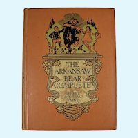 The Arkansaw Bear Complete book