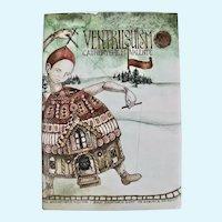 Ventrilquism/First Edition/ISBN 978-1-848-631-24-3