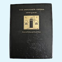 The Beggar's Opera written by Mr. Gay, Limited Edition