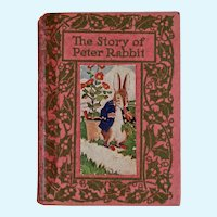 The Story of Peter Rabbit/Christmas Stocking Series, 1911