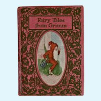 Fairy Tales From Grimm/Christmas Stocking Series, 1905