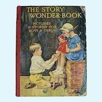 The-Story Wonder-Book