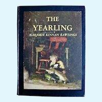 The Yearling, Marjorie kinnan Rawlings, 1939