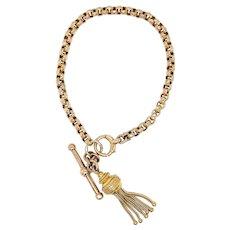 Antique Tassel Bracelet