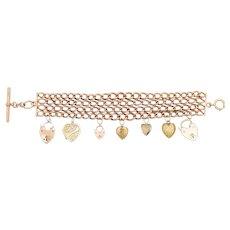 Only Hearts Link Bracelet