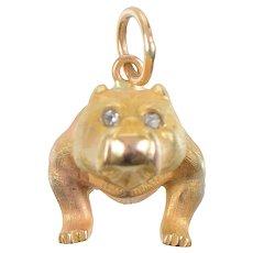 Mighty Little Bulldog Charm / Pendant